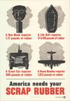 """America needs your Scrap Rubber"""