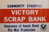 """Community Stockpile-Victory Scrap Bank"""