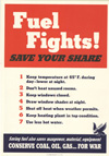 """""""Fuel Fights! Save Your Share"""""""