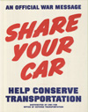 """""""Share Your Car"""""""