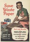 """Save Waste Paper"""