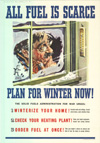 """""""All Fuel is Scarce- Plan for Winter Now"""""""